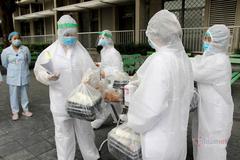Những bệnh viện có công ty Trường Sinh cung cấp dịch vụ ăn uống
