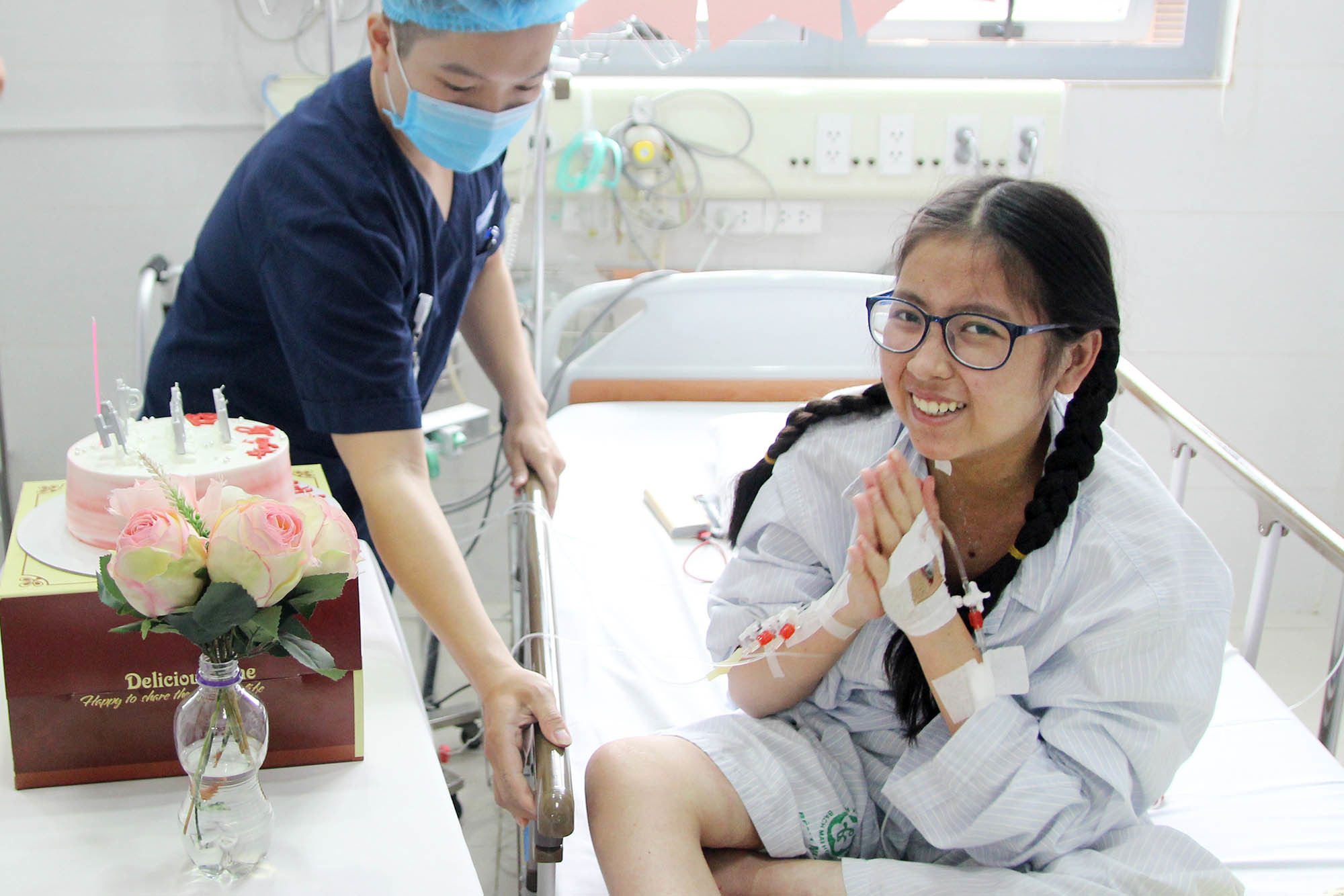 virus corona,Covid-19,Bệnh viện Bạch Mai