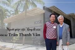 The 'quiet assistant' to Prof Tran Thanh Van