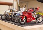 Dàn môtô handmade tuyệt đẹp giống y thật của Long Ducati