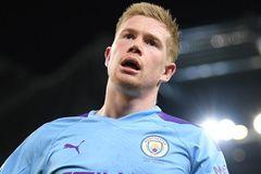 De Bruyne thất vọng với đề nghị ký mới của Man City