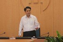 Chủ tịch Hà Nội: Thành phố đã có trường hợp F2 Covid-19 trở thành F0 ở quận Long Biên