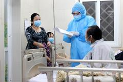Điều dưỡng Bạch Mai mang thai 9 tháng trong khu cách ly, đổi tên con vì Covid-19