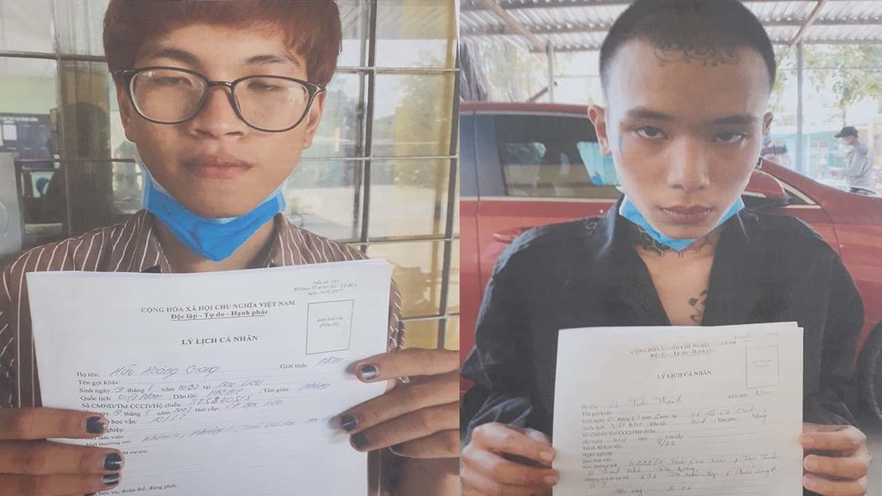 Bắt 2 đối tượng tấn công, cướp tài sản của phụ nữ trên đường phố Sài Gòn