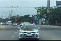Phó giám đốc bệnh viện ở Hà Tĩnh phân trần về đám cưới con giữa mùa dịch