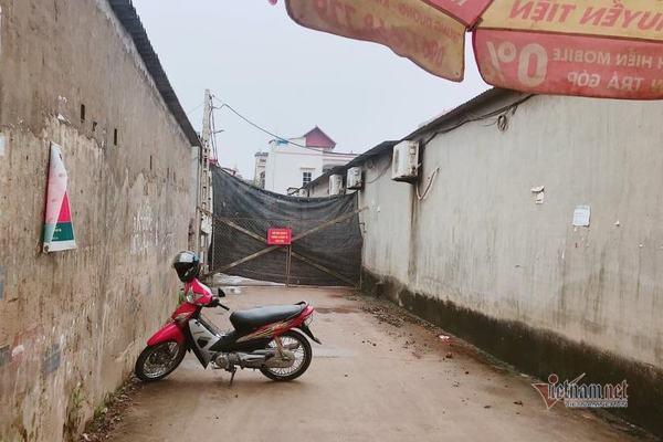Bệnh nhân 219 từ Bạch Mai về, Hưng Yên cách ly nghìn người trong thôn