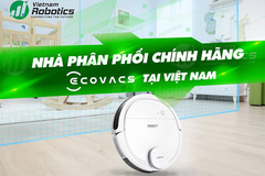 Đơn vị phân phối robot hút bụi Ecovacs chính hãng tại Việt Nam