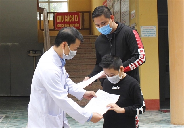 75 COVID-19 patients recovered in Vietnam