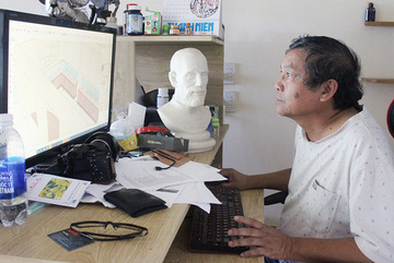Man brings dreams to ethnic minorities
