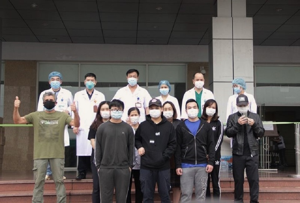 Thêm 11 trường hợp Covid-19 ở Hà Nội được công bố khỏi bệnh
