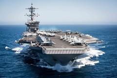 Mỹ sơ tán hơn 3.000 thủy thủ trên tàu sân bay đang bị Covid-19 'càn quét'