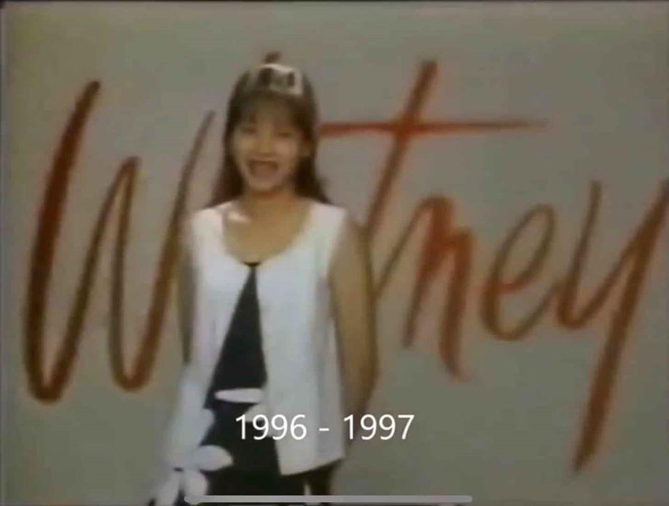 MC Diễm Quỳnh gây bất ngờ vì đăng ảnh 24 năm trước