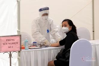 227 ca Covid-19, thêm 1 ca lây nhiễm ở BV Bạch Mai