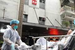 Ca bệnh đầu tiên vào Bạch Mai sau cách ly được cứu sống trong gang tấc