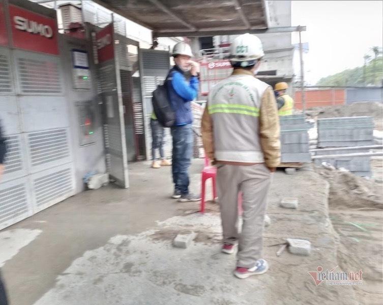 Hà Nội kiểm tra công trình xây dựng thi công khi cách ly toàn xã hội