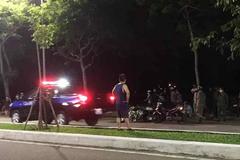 Truy đuổi nhóm đua xe, cướp giật, 2 chiến sĩ công an ở Đà Nẵng hy sinh