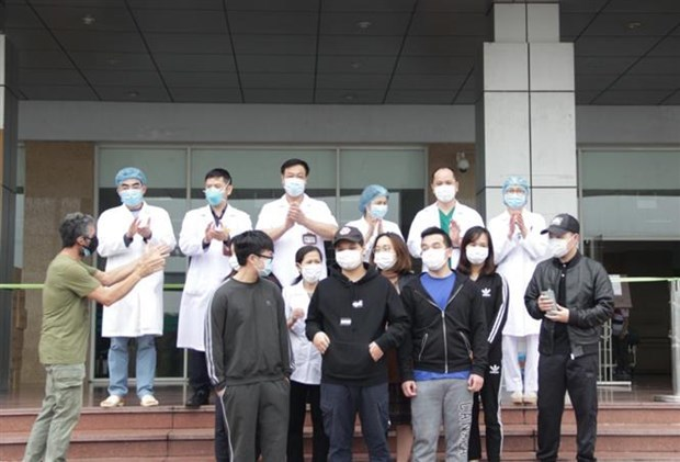 Six new COVID-19 cases confirmed in Vietnam, total reaches 233