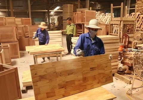 VN wood industry facing losses due to COVID-19
