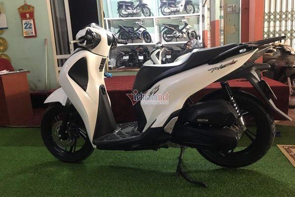 Honda SH đời 2016 biển VIP giá 250 triệu ở Tuyên Quang