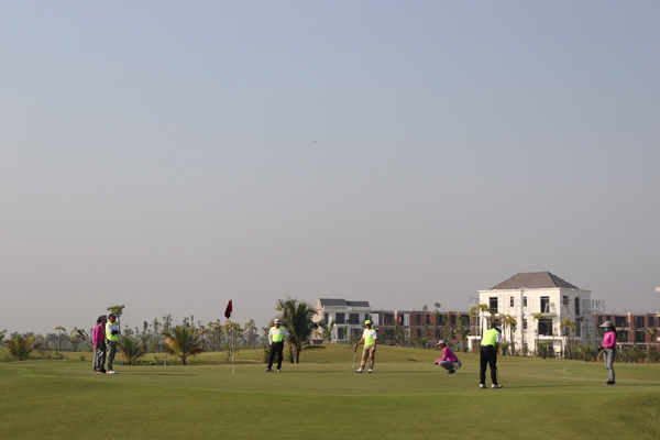 Đô thị sân golf West Lakes - an cư đẳng cấp ở phía Tây TP.HCM