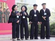 Soong hao rhythms bridge Tay ethnic couples closer