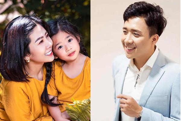 Trấn Thành kêu gọi được 250 triệu ủng hộ con gái Mai Phương