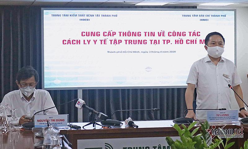 TP.HCM phát hiện 2 ca nhiễm Covid-19 khi hết thời hạn cách ly