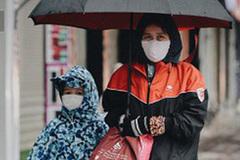 Thời tiết hôm nay 4/4, Hà Nội đón gió mùa đông bắc, mưa to
