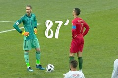 Ronaldo, Messi, Beckham và 12 siêu phẩm đá phạt phút chót
