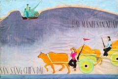 Triển lãm loạt tranh cổ động giai đoạn 1967-1978