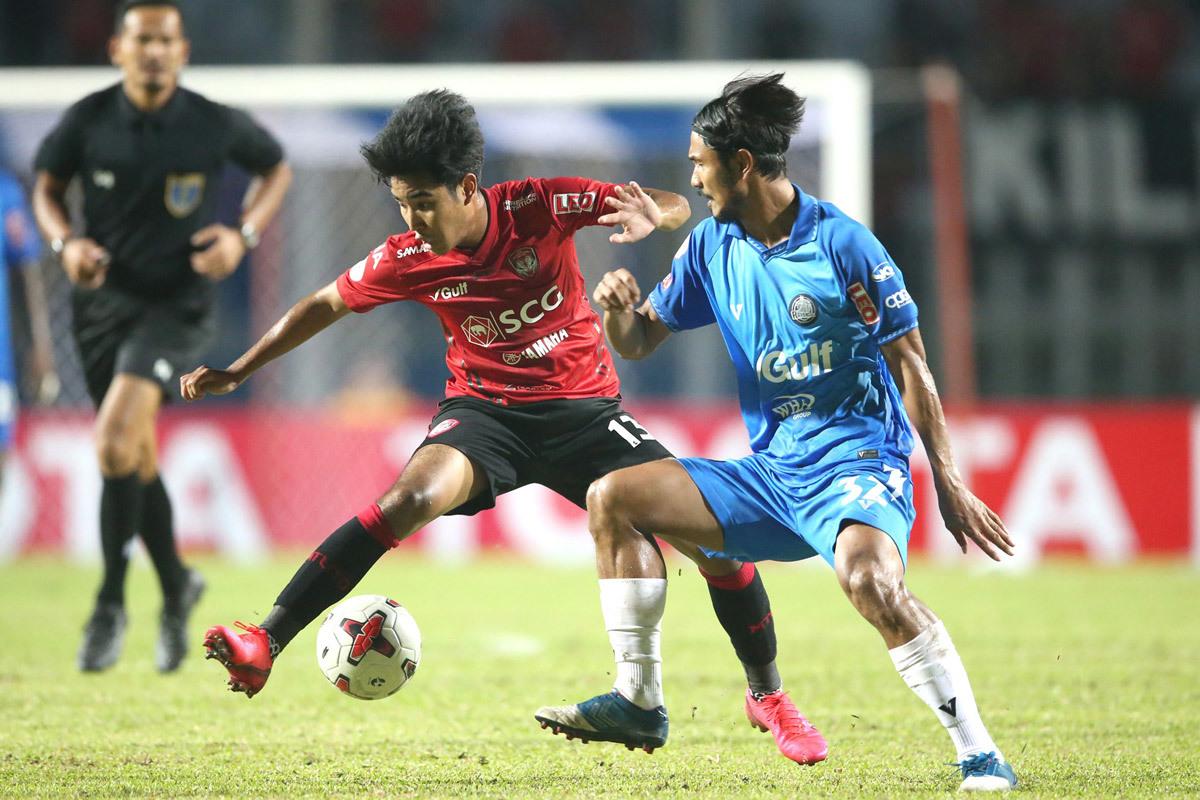 Thai League xem xét cắt lượt về vì Covid-19