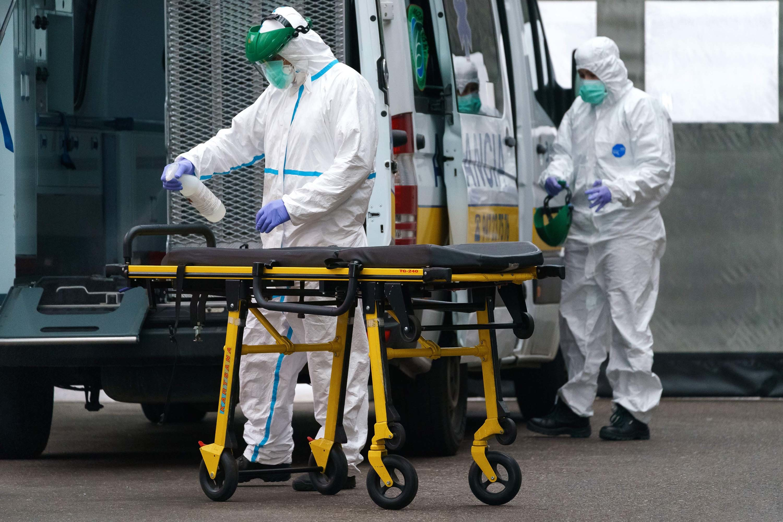 Cập nhật đại dịch Covid-19 ngày 4/4: Số người tử vong vì Covid-19 ở Mỹ cao kỷ lục, châu Âu cận ...