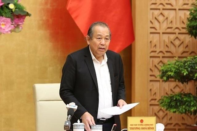 Phó Thủ tướng ra 'tối hậu thư' xử lý 12 dự án yếu kém ngành Công Thương
