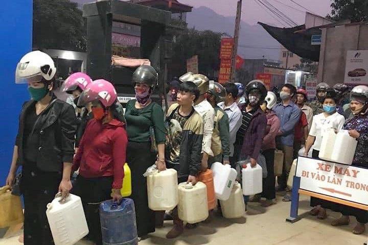 Có cần phải tích trữ xăng dầu?