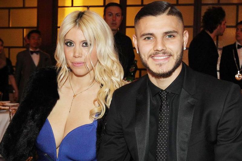 PSG hủy ký Icardi vì cô vợ xinh đẹp 'vạ miệng'
