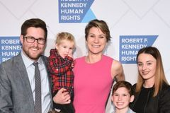 Robert F Kennedy: Search for granddaughter and her young son