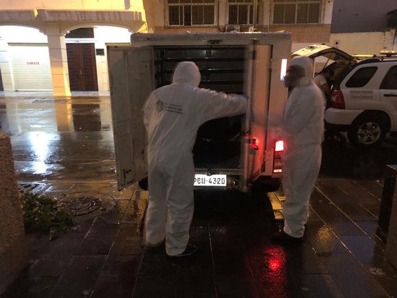 Tổng thống Ecuador cấp tập lập biệt đội thu gom xác nạn nhân Covid-19