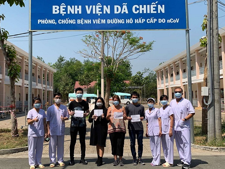 Bệnh nhân 151 tái nhiễm Covid-19 sau 10 ngày công bố khỏi bệnh