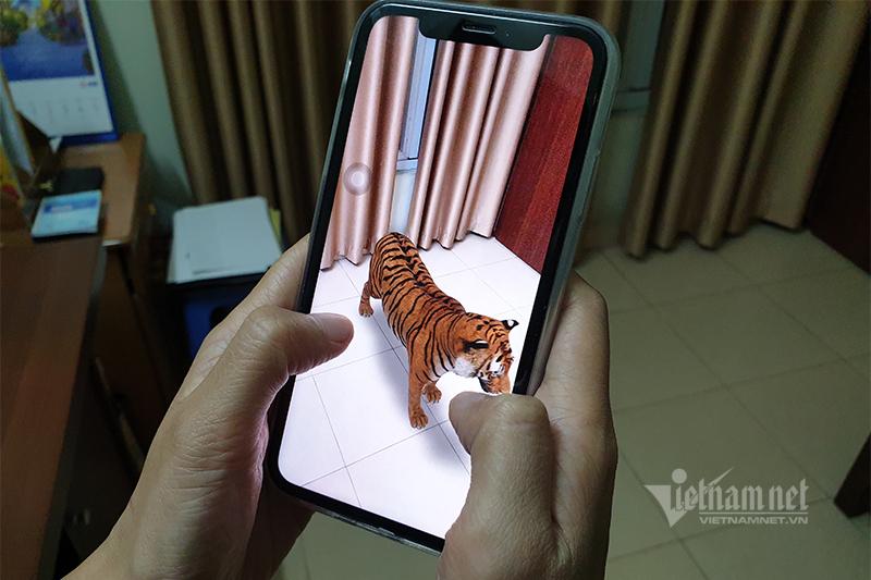 Cách tạo và nuôi thú ảo 3D trên smartphone: Hot trend mới của giới trẻ