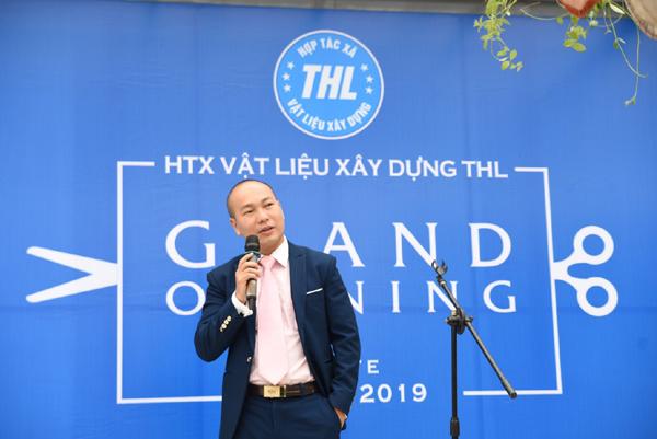 Doanh nhân Robert Linh-viết lên ước mơ Hoai Linh Group
