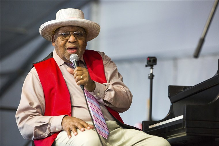 Huyền thoại nhạc Jazz Ellis Marsalis Jr. qua đời vì Covid-19