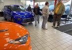 Doanh số bán xe quý I của nhiều nhà sản xuất ô tô giảm mạnh