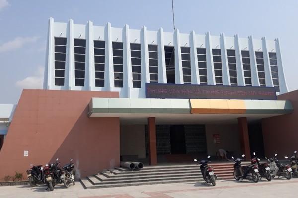Giám đốc Trung tâm văn hóa ở Bình Định lấy chuông đồng bán đồng nát