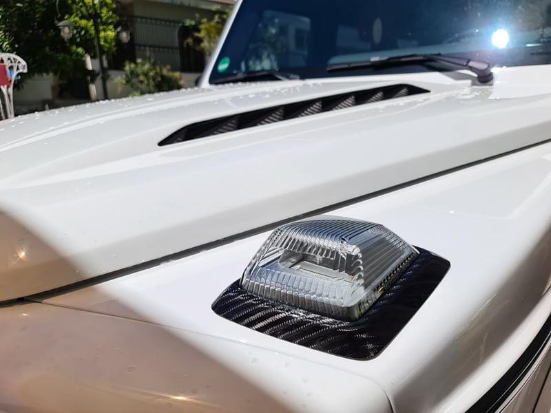 Đại gia Việt khoe Mercedes-AMG G63 độ chính hãng TopCar cực độc