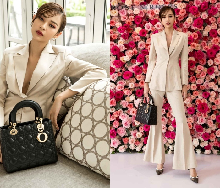 Hoàng Thuỳ Linh, Thuý Ngân khoe vòng 1 với váy áo táo bạo