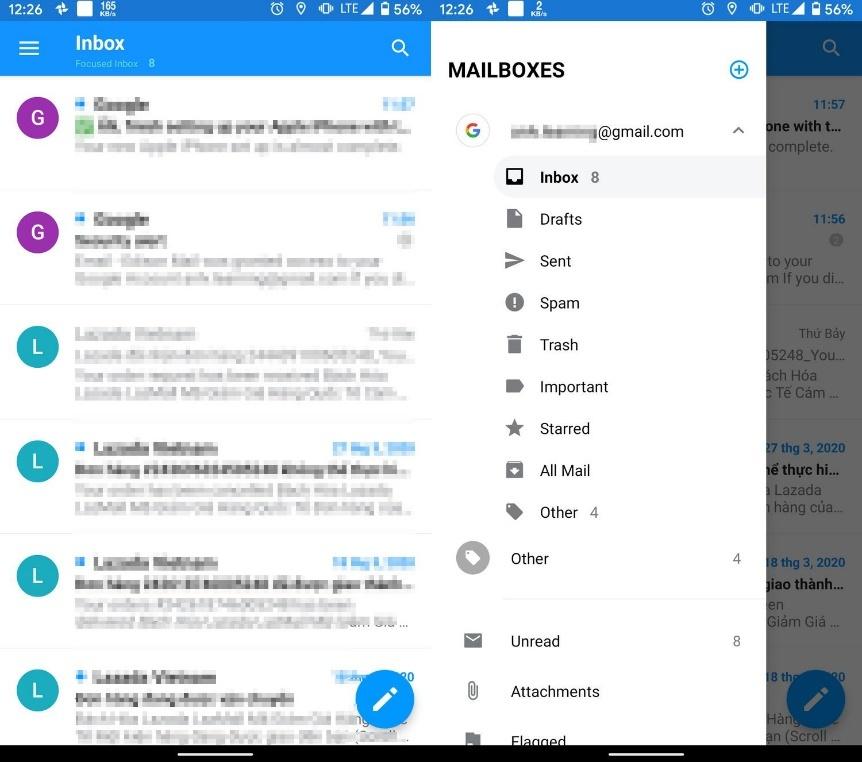Cách xóa tất cả email Gmail cùng lúc trên Android và iOS