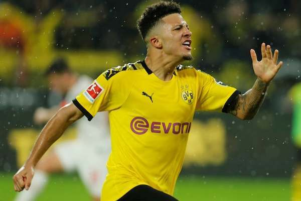 MU thở phào, Dortmund giảm giá bán Jadon Sancho