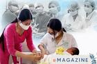 Người mẹ trong BV Bạch Mai: Xin mãi mới được vào chăm con dâu và 3 sản phụ