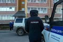 Five shot dead in Russia for 'talking loudly'