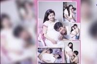 Dân mạng xót xa hình ảnh hạnh phúc hiếm hoi của Mai Phương khi mang bầu bên Phùng Ngọc Huy